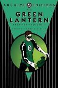 Green Lantern Archives - Volume 1 Archive Editions By John Broome - Hardcover