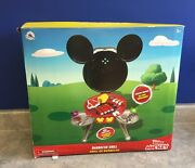 Disney Junior Mickey Mouse Barbecue Grill Sizzling Sound And Light Play Set