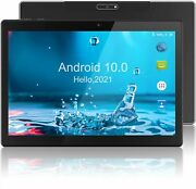 Brand New Android Tablet 10 Inch 2021, 32gb Wifi Tablets With Android 10.0 Os