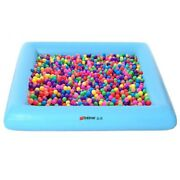 Inflatable Children Pool Sandbox Amusement Paddling Outdoor Indoor Ball Pit Toys