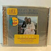 Sealed The Carpenters Cd Close To You, W/hype, 82839 3184 2 Re-master