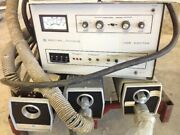 Lot Of 5 Spectra-physics 3x 164 Ion Laser And 2x 265 Exciter Power Supply