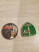 Nrol 82 Challenge Coin Ula Mission Coin Ussf Vafb