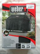 Weber 7136 Premium Grill Cover For 600 Series Genesis 2 And Genesis 2 Lx Grills