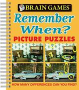 Brain Games - Picture Puzzles Remember When - How Many By Publications New