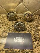 Los Angeles Lakers 2009 2010 2020 Nba World Championship Ring Paper Weight