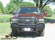 Ranch Hand Fbf051blr Legend Series Front Bumper For 05-07 F-250/f-350 Sd