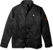 Caterpillar Men's Big And Tall Flame Resistant Insulated Jacket