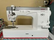 Janome Hd9 Professional Sewing And Quilting Machine