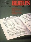 Beatles- Green Book - Transcribed Score By Beatles Mint Condition