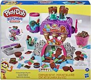 Play Doh Candy Delight Playset Play-doh Kitchen Creations Sweets Set With 5 Tubs