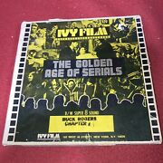 Super 8 Film - Buck Rogers Ch. 1 -sound Reel Ivy Film The Golden Age Of Serials