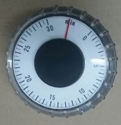Analogue Time Switch Isgus Ks 65 30 Min. / 6 Px3 0717