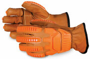Superior Glove Endura Drivers With Anti-impact D30 Back Size Xl - Pack Of 100