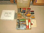 Marx Three Vintage Train Sets And Bunch Of Freight Cars O Gauge