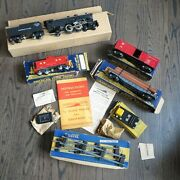 Boxed 1948 American Flyer 4801a Atlantic Freight Set Reading 302ac