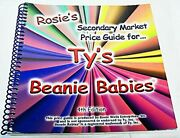 Rosie's Secondary Market Price Guide For Ty's Beanie By Rosie Wells Excellent