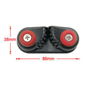 Cam Cleat Curry Clip For 15 Mm Rope