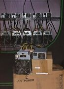 Bitmain Antminer L3++ 587mh/s And Apw3++ Psu Doge Xvg Ltc Crypto Miner