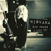 Nirvana - Raw Power 2cd+ - 3 Cd - Box Set Import - Excellent Condition