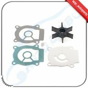 Water Pump Impeller Rebuild 17400-96403 Kit Fits Many Suzuki Outboard 20-50hp