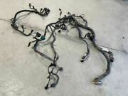 Used 03 Ford F450 6.0 Diesel Engine Wire Harness As Shown Manual Trans Ship29866