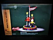 Dept 56 - North Pole Woods Rudolph - Star Of The Show 56.56928 - 100 Mint