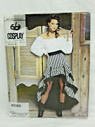 Mccall's M2072, Cosplay, Hitched, Ruffled Skirts, Size 14-16-18-20-22 - Uncut