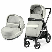 Peg Perego Book 51 S Baby Pushchair Stroller Titania With Culla Elite Carrycot