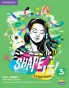 Shape It Level 3 Full Combo Students Book And Workbook With Practice Extra Neuf