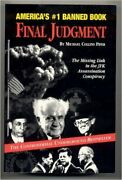 Final Judgment Missing Link In Jfk Assassination By Michael Collins Piper Vg+