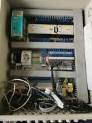 Plc Control Cabinet Omron Cpm1a-40cdt1-d 20edr1 / G O1t 0305