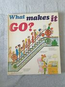What Makes It Go, Hamlyn - Extremely Rare Book In Very Good Condition