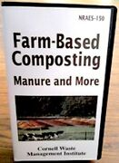 Farm-based Composting Manure And More Vhs Tape, 2001 Toad Hollow Farm