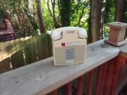 Vintage Western Electric Multi Line 1a2 2851 Cm Push Button Wall Phone
