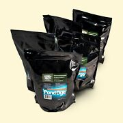 Ultra-concentrated Pond Dye Packets - Dry 5 Pouches, 20 Packets - Bjpond