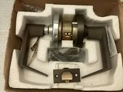 Schlage Storeroom Lever Nd80pd-rho-613 -- With 2 Keys -- New Old Stock