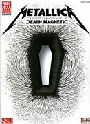 Metallica - Death Magnetic Bass Transcriptions Play It Brand New