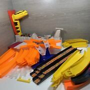 Hot Wheels Track Sets Playsets Various Pieces Huge Lot
