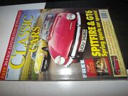 Thoroughbred And Classic Cars April 96 / Triumph Spitfire And Gt 6