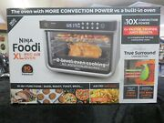 New Ninja Dt201 Foodi 10-in-1 Xl Pro Air Fry Digital Convection Toaster Oven