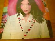 Bjork Post Tour Book Paperback January 1, 1995 65 Pages