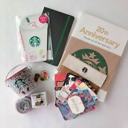 Starbucks Japan Reserve Coffee Beans Card Sticker Case Note Books Not For Sale