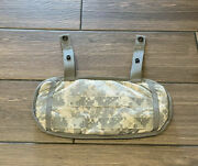 Acu Molle Lower Back Protector Plate Carrier With Insert 8470-01-551-8518