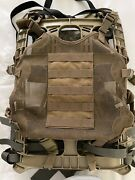Filbe Pack Frame With Acu Qd Should Straps /waist Belt And Coyote Mesh Carrier