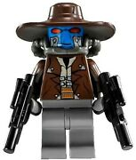 Lego Star Wars Cad Bane Minifigure Clone Wars Bad Batch From Sets 8128 And 8098