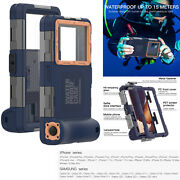 New Waterproof Underwater Diving Case Cover For Iphone 12 11 Pro Xs Max Xr 8 7 6