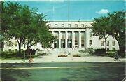 Front View Of The Hammond City Hall Building Hammond City Indiana Postcard