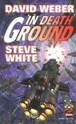 In Death Ground By David White Weber Mint Condition