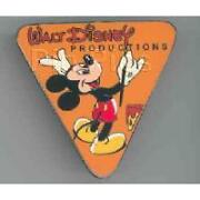 Disney Auctions Walt Disney Productions Mickey Mouse Le 100 Pin